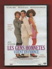 DVD - Les Gens Ehrlich Live Aus France Avec Victoria Abril, Bruno Putzulu