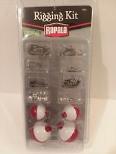Rapala 64 Piece Rigging Kit BRAND NEW FACTORY SEALED Environmental Friendly