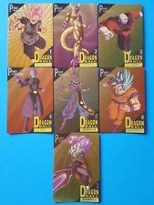 Dragon Ball Fan - Custom HK Card - Prism Set gold #2 - PP Card