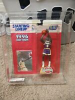 1996 Starting Lineup Kobe Bryant Rookie Figure Graded AFA 85 NM+