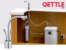 Qettle Instant Hot / Boiling & Cold Filtered Water 2 Way Kitchen Tap System