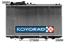Radiator Lexus SC430 UZZ40R 4.3ltr V8 2001- *Cap Mount On Radiator* New KOYO