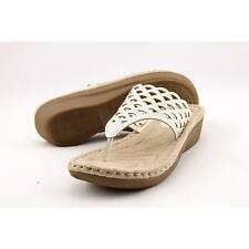 0d09be76bf7 White Mountain Women s Low Heel Sandals and Flip Flops for sale