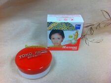 1 YOKO GINSENG & PEARL FACE FOUNDATION UV LIGHTENING WHITENING CREAM 4g