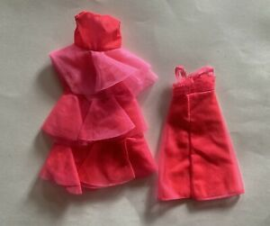 Vintage Julia Barbie doll Pink Fantasy: Peignoir & Negligee