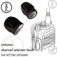 Volume + Channel Selector Knob for Motorola CP200 CP200D PR400 Portable Radio