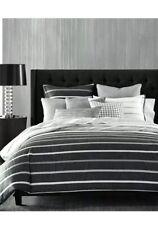 Hotel Collection Colonnade Dusk Pima Cotton KING Comforter. New!