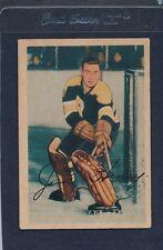 1953/54 Parkhurst #086 Samuel Henry Bruins VG 53PH86-122015-1