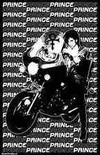 "PRINCE  [1]  11x17  ""Black Light"" Poster"