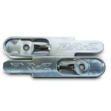 "Suzuki DR-Z400SM Super Moto 4 1/2 to 9"" Bolt on Swingarm Extensions Engraved"