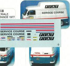 Transkit 1/43 FIAT 238 TETTO ALTO FIAT FRANCE 1977>  Arena Tk018