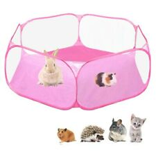 Small Animals Cage Tent Hamster Playpen Exercise Fence For Guinea Pig Rabbits