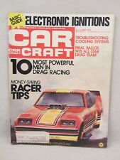 Car Craft Magazine  -  May 1975 ,  10 Most Powerful Men in Drag Racing  (1017)