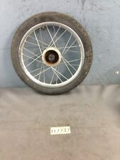 1978 / 78 HONDA NC 50 EXPRESS FRONT WHEEL / RIM Tire 2 1/4-14