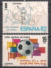 Spanish Stamps - 1980 World Cup Football Championships Spain In MNH Condition