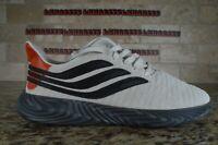 NEW Sale ADIDAS Sobakov Predator Men Suede Shoes Off White Black Amber BD7548