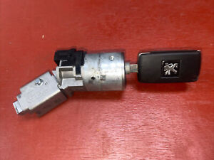 PEUGEOT EXPERT 2012 IGNITION BARREL STEERING LOCK WITH KEY