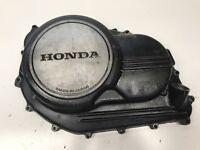87-90 Honda CBR600 CBR600F Hurricane F1 Engine Side Cover Panel