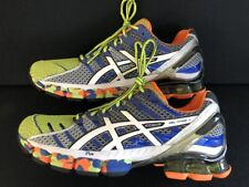 Asics Gel-Kinsei 4 running shoes.  US men size 11.5 (29 cm / EUR 46) rare / mint