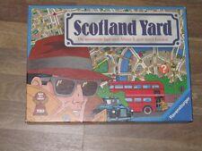 Scotland Yard * Brettspiel * Ravensburger * Spiel des Jahres 1983 * MR. X *
