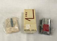 "AKAI 1/4"" inch Audio Reel to Reel Tape Splicer AS-3 New in Box -- New Old Stock"