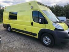 2011 60 PEUGEOT BOXER 3.0 HDI L4H3, EX AMBULANCE, SPARES OR REPAIRS, NON RUNNER