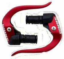 SRAM Time Trial Bike TT 500 Aero Reverse Brake Lever Set Red Aluminum NIB