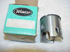 SUZUKI ,GENUINE WISECO PISTON ,RV125,TC125, 170P2,.20 OVER , SINGLE RING ,#53