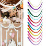 3M Paper Garland Bunting Banner Birthday Wedding Party for Hanging Decoration MA