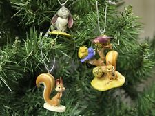Sofia the First, Forest Animals Christmas Ornaments