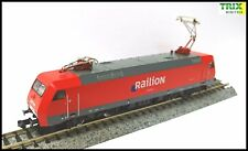 Minitrix - 12758 - BR 152 - RAILION Electric Bo-Bo Loco: Epoche V.
