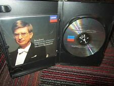 BRUCKNER: SYMPHONY NO. 4 AUDIO CD, SAN FRANCISCO SYMPHONY / BLOMSTEDT, EUC