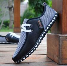 New Fashion Summer England Men's moccasin-gommino Casual Breathable sports shoes