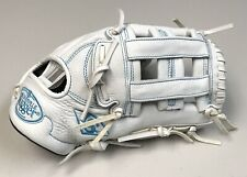 Louisville Slugger Xeno 12.5 Inch XNRF19125 Fastpitch Softball Glove White/Teal