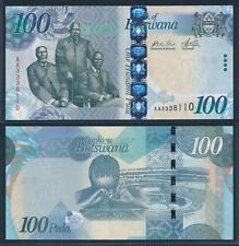[73242] Botswana 2009 100 Pula Bank Note UNC P33a