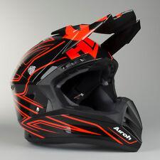 New Adult Large Airoh Switch Spacer Orange Helmet L 59-60cm Motocross Enduro