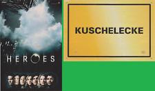 """DOPPEL-POSTER ~ HEROES ~ """"Kuschelecke"""""""