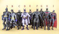 """DC Direct SUPERGIRL Batman Arkham Asylum Batman Batzarro  Big Barda Figure 6"""""""