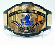 WWF INTERCONTINENTAL Wrestling Championship Adult Size Replica Belt