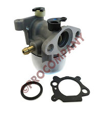 Carburetor for Briggs and Stratton 799871 models 122T02-1734-B1 122T02-1752-B1