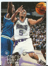 CARTE DE COLLECTION NBA BASKET BALL FLEER 96-97 1996 TYUS EDNEY N°93