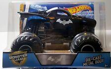 Hot Wheels Monster Jam BATMOBILE DieCast Metal Body Truck 1:24 wwvintage5star
