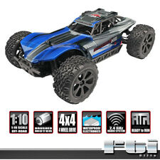 Redcat Racing Blackout XBE 1:10 Scale BLUE Electric 4x4 Buggy RC Remote Control
