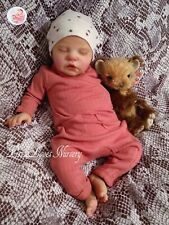 """Reborn baby Girl Indianna ~ Created by """"Little Loves Nursery"""" From The Ruby kit"""