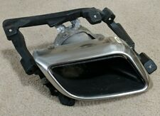 Lincoln FORD OEM 16-18 MKX Rear Bumper-Exhaust Duct Right FA1Z17F827A Used