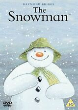 The Snowman (christmas Decoration) DVD 1982 Region 2