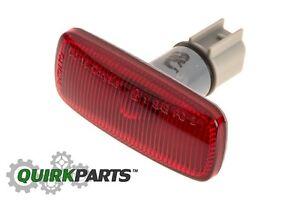 10-14 Ram 2500 3500 W/Dually Wheels RED MARKER LIGHT FRONT OF REAR WHEEL MOPAR
