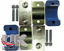 ROTAX max autentica Clamp Set per Batteria Holder (ONE Set) UK KART Store