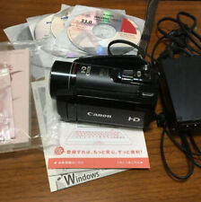 Canon iVIS HF21 Full HD Camcorder Tested Working Good F/S