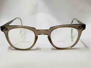 Vtg 60s glasses Titmus Z87 frame Eyeglasses Tart Arnel style Johnny Depp frames